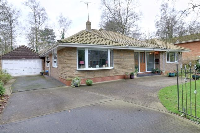 Thumbnail Bungalow for sale in Betula Way, Scunthorpe