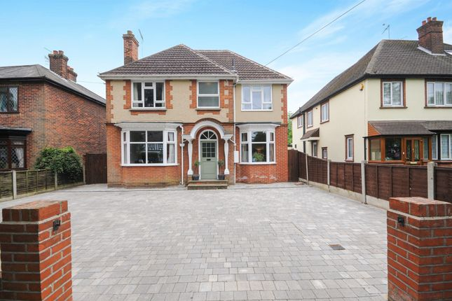 Thumbnail Property for sale in The Avenue, Witham