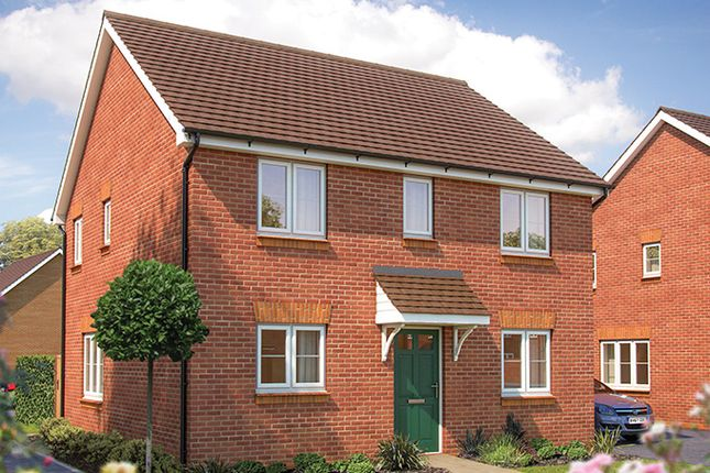 "Thumbnail Detached house for sale in ""The Fairfield"" at Stonebow Road, Drakes Broughton, Pershore"
