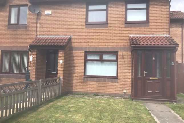 Thumbnail Semi-detached house to rent in Riverside Park, Merthyr Tydfil