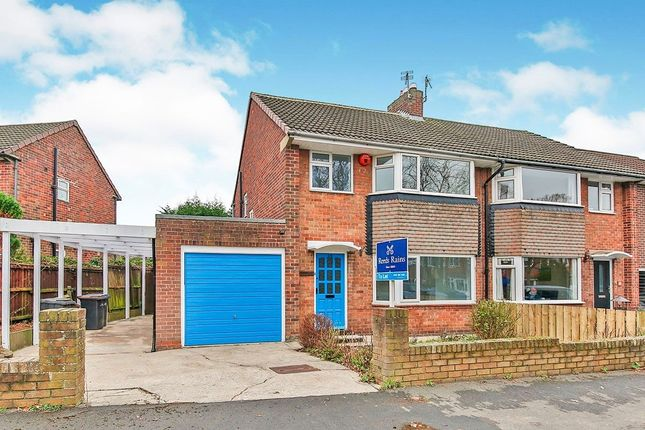 Thumbnail Semi-detached house to rent in Hastings Avenue, Durham