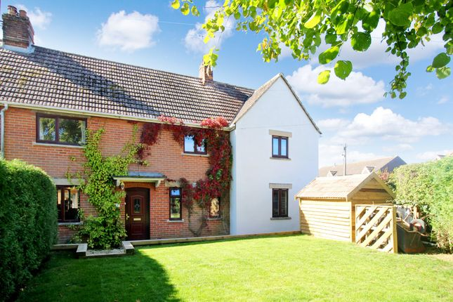 Thumbnail Semi-detached house for sale in Aldbourne Road, Baydon, Marlborough