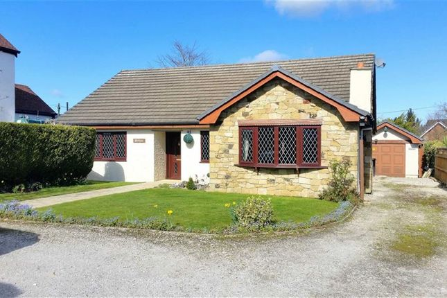 Thumbnail Detached bungalow for sale in Gorsedd, Flinshire