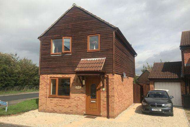 Thumbnail Detached house for sale in Hornbeam Mews, Gloucester