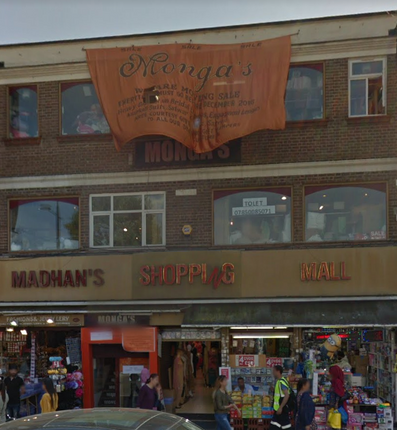 Thumbnail Land to rent in Broadway, Southall
