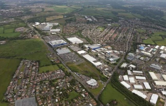 Thumbnail Commercial property to let in Main Street, Pentland Trade Park, Loanhead
