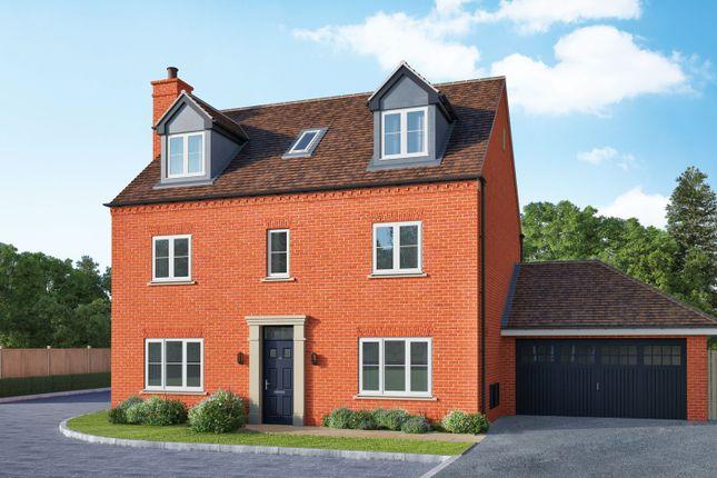 Detached house for sale in Crest Drive, Fenstanton, Huntingdon