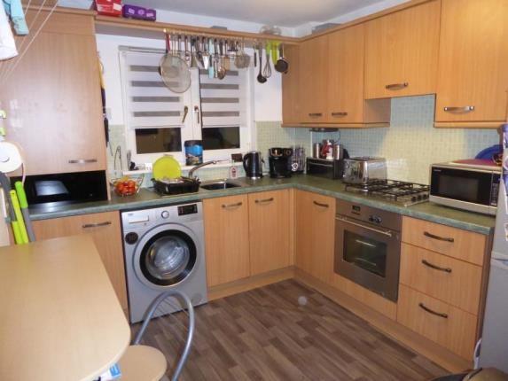 Kitchen of Crownhill Court, Glenmavis, Airdrie, North Lanarkshire ML6