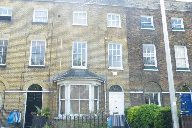Thumbnail Flat to rent in Ordnance Terrace, Chatham