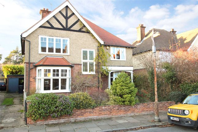 Thumbnail Detached house for sale in Blenheim Road, St. Albans, Hertfordshire