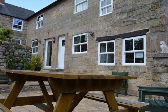 Thumbnail Cottage to rent in Chevin Road, Belper
