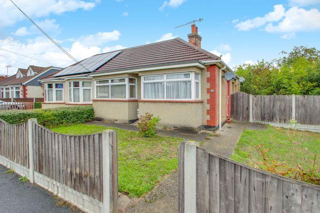 Thumbnail Semi-detached bungalow for sale in Richmond Avenue, Benfleet