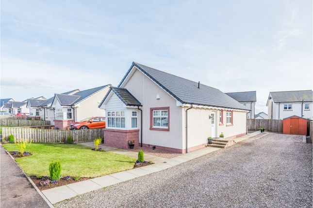 Thumbnail Detached bungalow for sale in Lord Lyell Drive, Kirriemuir