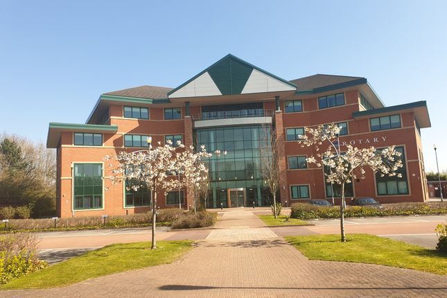 Thumbnail Office to let in Centre Park, Warrington