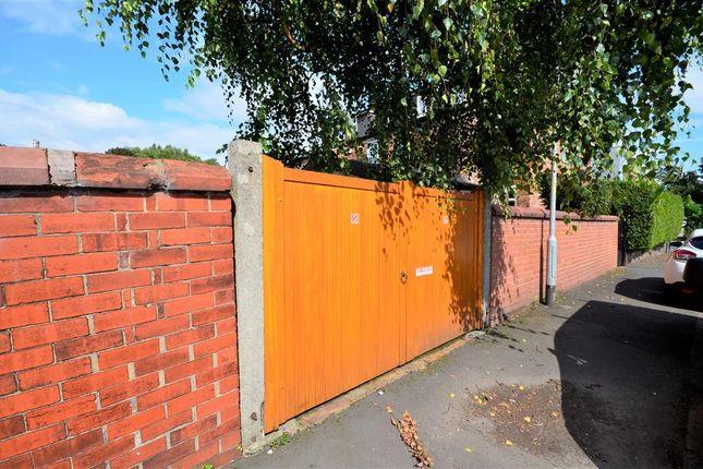 Parking of Moss Lane, Hale, Altrincham WA15