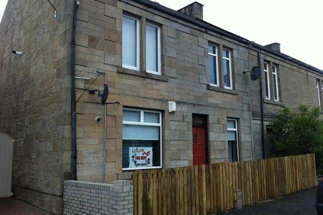 2 bed flat to rent in Hareleeshill Road, Larkhall ML9