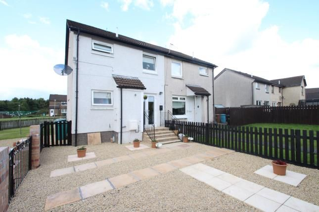 Thumbnail Semi-detached house for sale in Greenside Street, Motherwell, North Lanarkshire