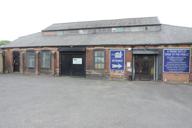 Thumbnail Warehouse for sale in Talbot Street, Burnley