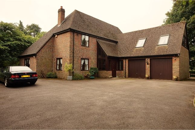 Thumbnail Detached house for sale in Hids Copse Road, Oxford
