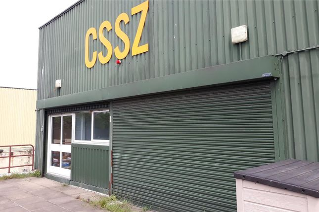 Thumbnail Warehouse to let in Unit 15 Cedar Way, London, Greater London