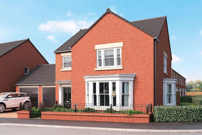Thumbnail Detached house for sale in Fairway View, Wakefield