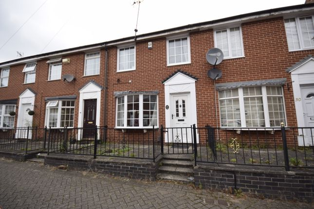 2 bed terraced house for sale in Pittar Street, Derby DE22