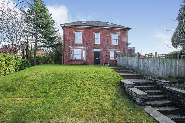 Thumbnail Semi-detached house for sale in Park Lane, Congleton, Cheshire