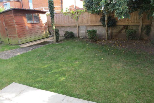 Garden of Ensbury Park Road, Moordown, Bournemouth BH9
