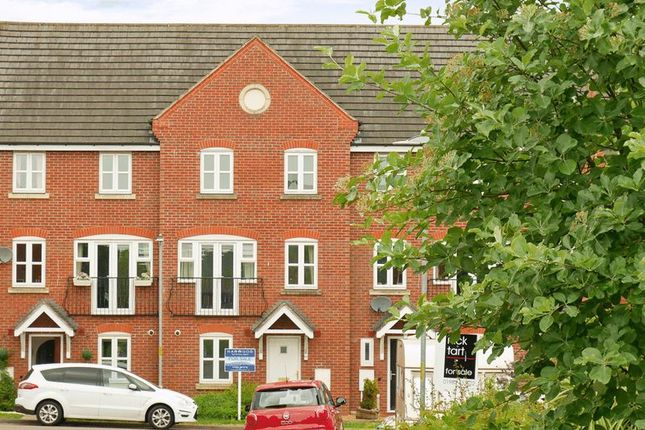 Thumbnail Town house for sale in The Saplings, Madeley, Telford