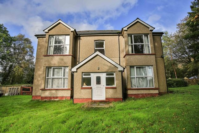 Detached house for sale in Gelli Crug Lane, Abertillery, Gwent