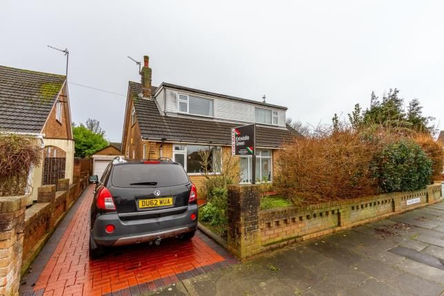 Thumbnail Detached house for sale in Chaucer Avenue, Thornton-Cleveleys, Lancashire, .