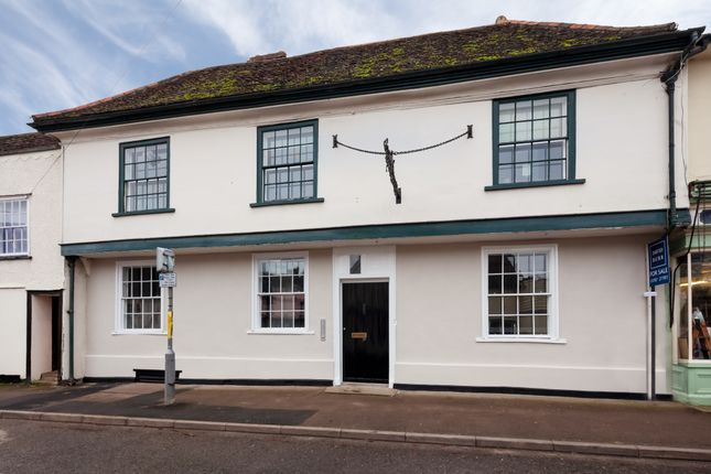 Thumbnail Flat for sale in High Street, Clare, Suffolk