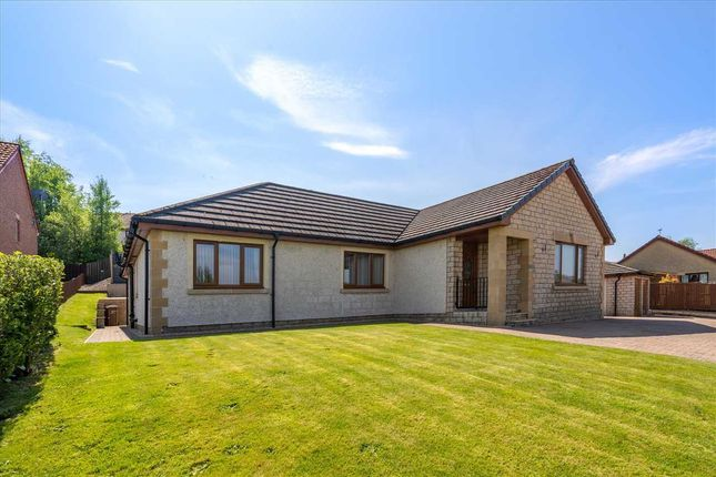 Thumbnail Bungalow for sale in Nicolton Road, Rumford, Falkirk