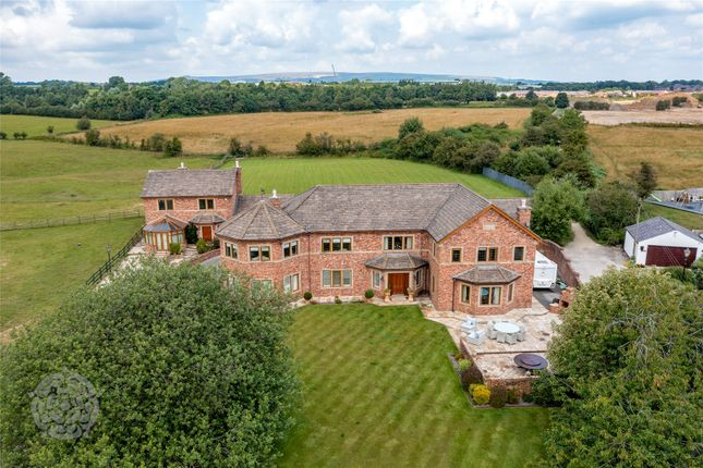 Thumbnail Detached house for sale in Dobb Brow Road, Westhoughton, Bolton, Greater Manchester