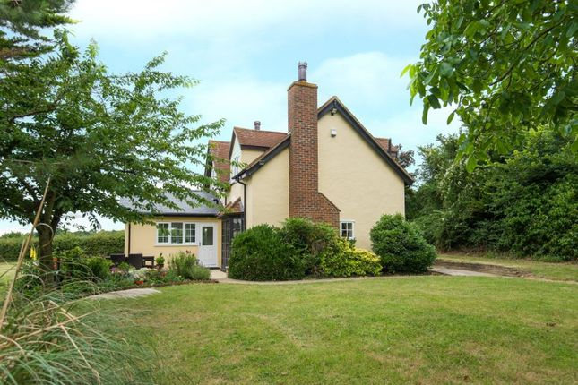Thumbnail Detached house for sale in Tylers Road, Roydon Hamlet, Harlow, Essex