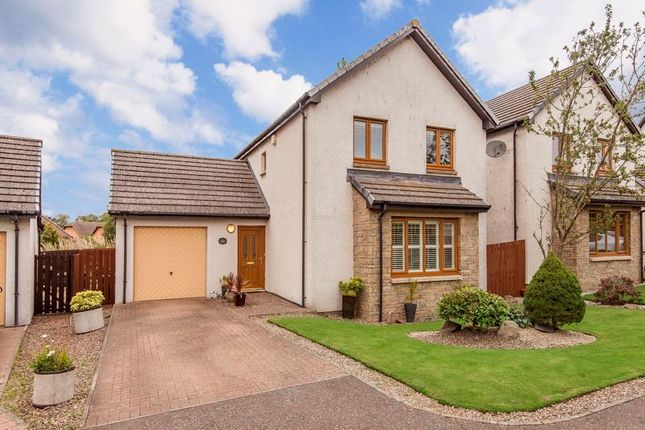 Thumbnail Detached house for sale in William Fitzgerald Way, Dundee