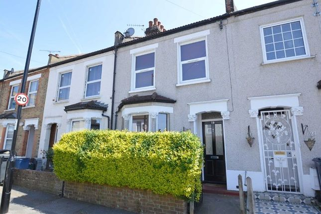 Thumbnail Terraced house for sale in Edward Road, Coulsdon
