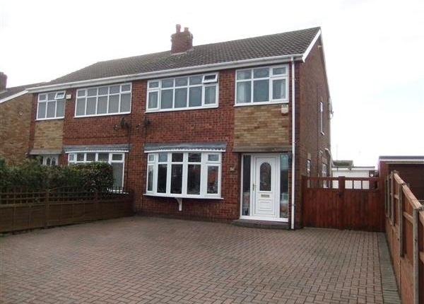 Thumbnail Semi-detached house for sale in Morecambe Avenue, Scunthorpe
