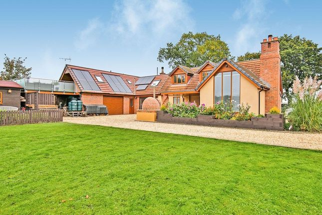 Thumbnail Detached house for sale in Brasside, Durham