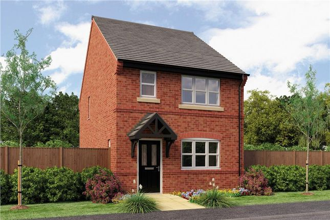 "Thumbnail Detached house for sale in ""Pushkin"" at Rykneld Road, Littleover, Derby"