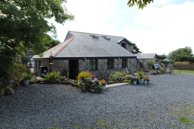 Thumbnail Barn conversion for sale in Black Rock, Camborne