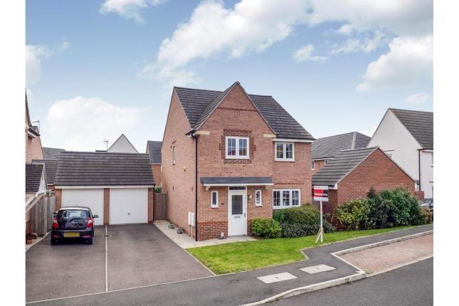 Thumbnail Detached house for sale in Perkins Way, Beeston, Nottingham, Nottinghamshire