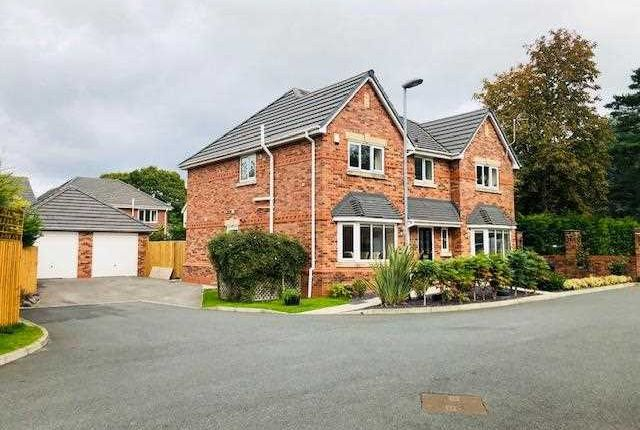 Thumbnail Detached house for sale in Kendal Gardens, Clayton Le Woods, Leyland