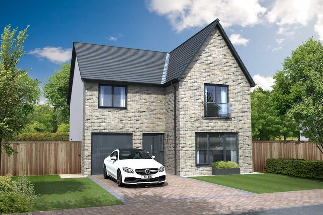 """Thumbnail Detached house for sale in """"Hutton Garden Room"""" at Glenluce Drive, Bishopton"""