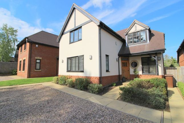 Thumbnail Detached house for sale in Church Way, Northampton
