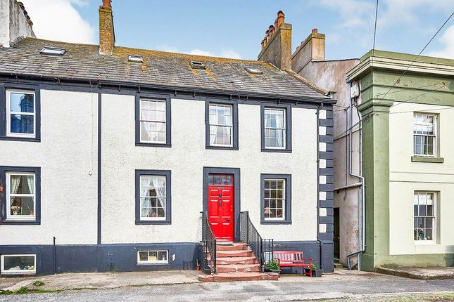 Thumbnail Semi-detached house for sale in The Square, Allonby, Maryport, Cumbria