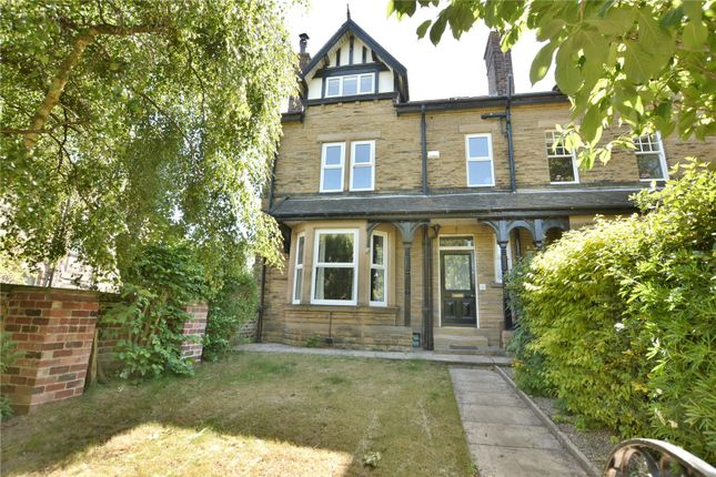 Thumbnail Terraced house for sale in Park Avenue, Batley, West Yorkshire