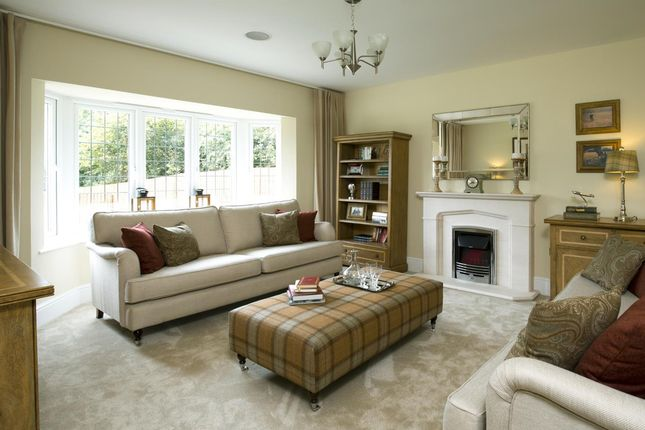 5 bedroom detached house for sale in Mulberry Park, Manchester Road, Macclesfield, Cheshire