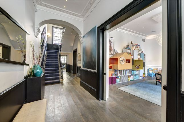 Entrance Hall of The Little Boltons, London SW10