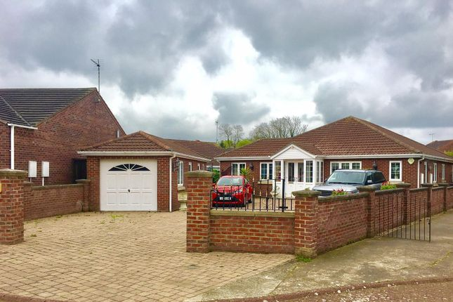 Thumbnail Bungalow to rent in Resolute Close, Spilsby